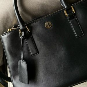 Tory Burch 'Robinson - Double Zip' Tote